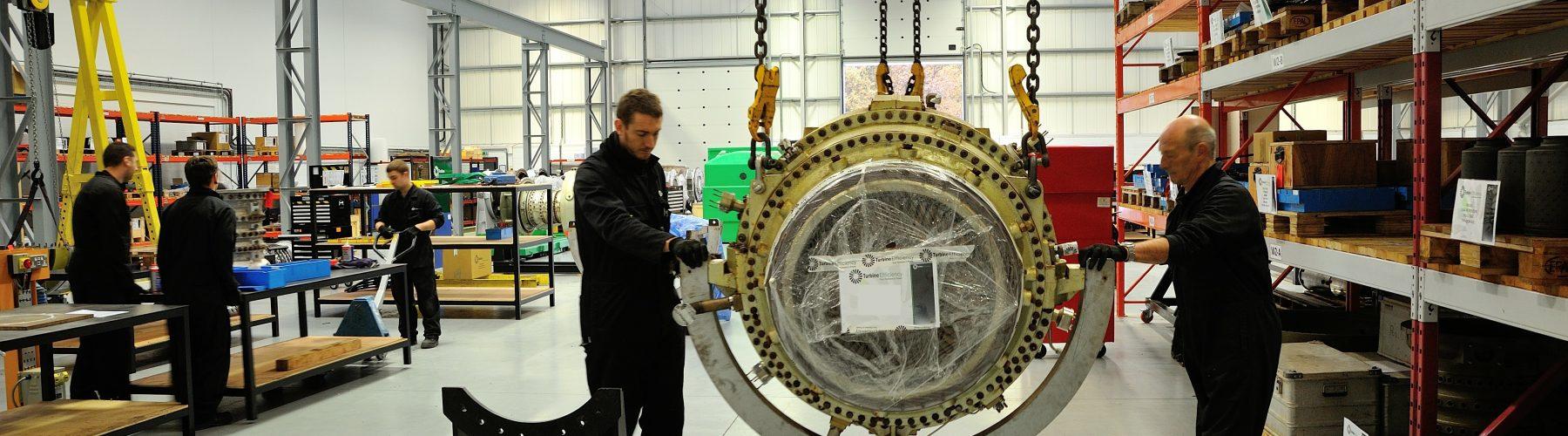 Turbine Efficiency Ltd