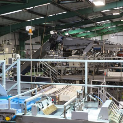 A factory in North Kesteven