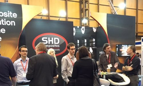 SHD composites